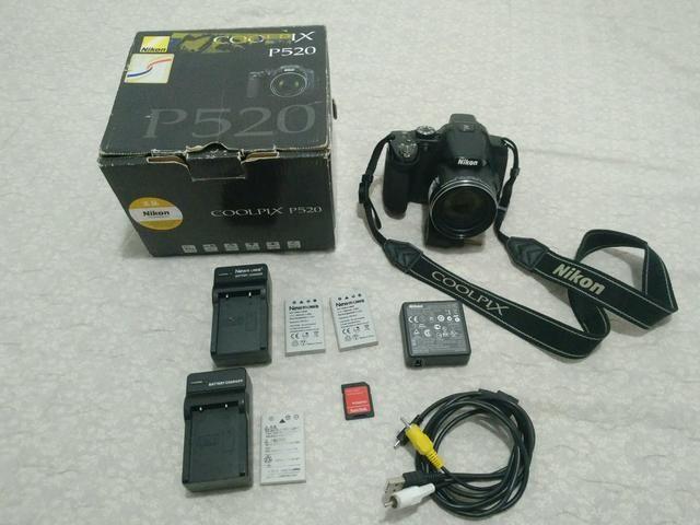 Nikon p520 - Foto 4