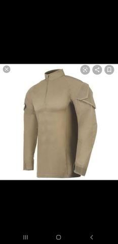 Camisa Invictus Operator