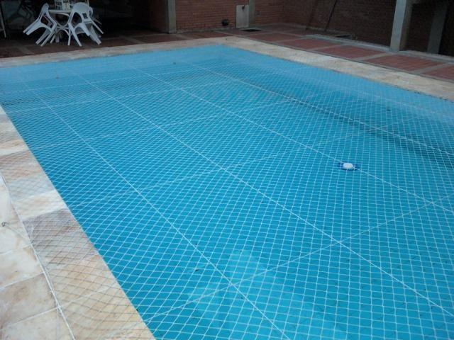 Poly Redes de proteção p/ piscina, apartamento, quadra, etc. Orçamento gratuito - Foto 5