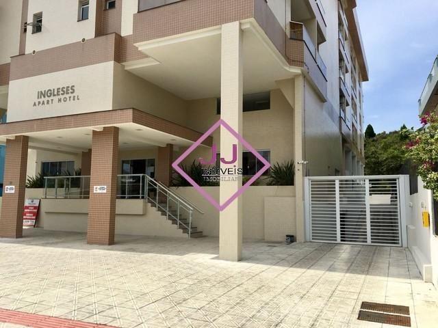 Apartamento à venda com 1 dormitórios em Ingleses do rio vermelho, Florianopolis cod:3248 - Foto 4
