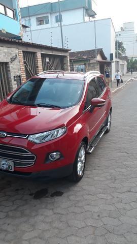 Ford ecosport titanium 2013 1.6