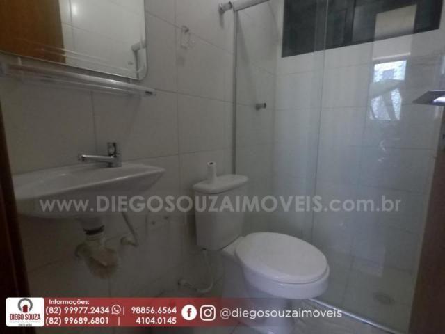 Apartamento para venda em maceió, farol, 3 dormitórios, 1 suíte, 1 banheiro, 2 vagas - Foto 19