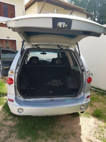 Pajero Sport HPE 2.5 4x4 Diesel Automática, novíssima! - Foto 4