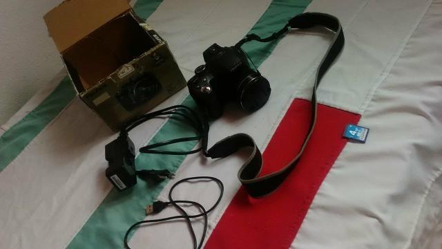 Camera Fotografica Semi Profissional - Foto 5