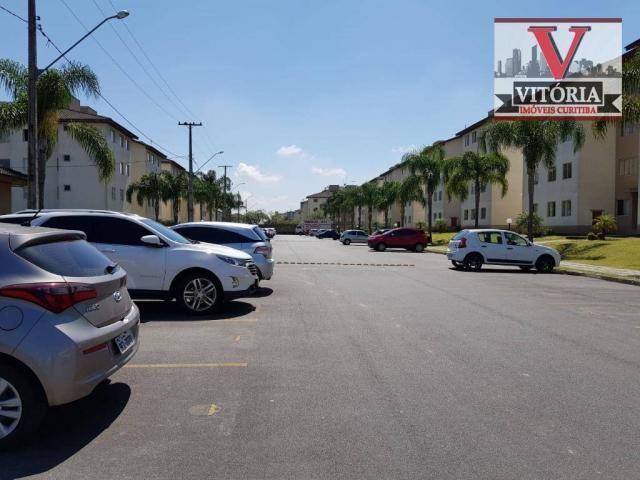 Apartamento moradias arvoredo 3 - 3 dormitórios à venda r$ 159.000 - afonso pena - são jos - Foto 2
