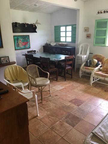 Vendo casa em Serrambi com 3 lotes com 5 quartos - Foto 8