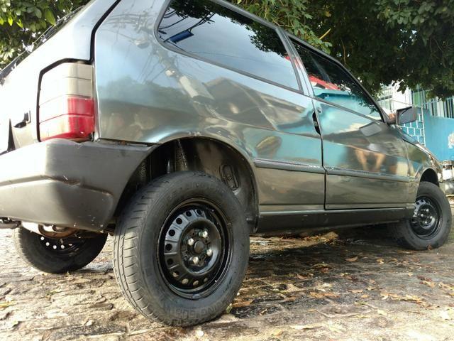 Fiat/Uno Mille EX 99/2000 - Foto 2