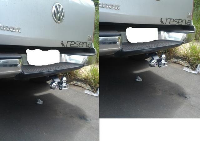 Engate-reboque caminhontes fixo e removivél - Foto 10