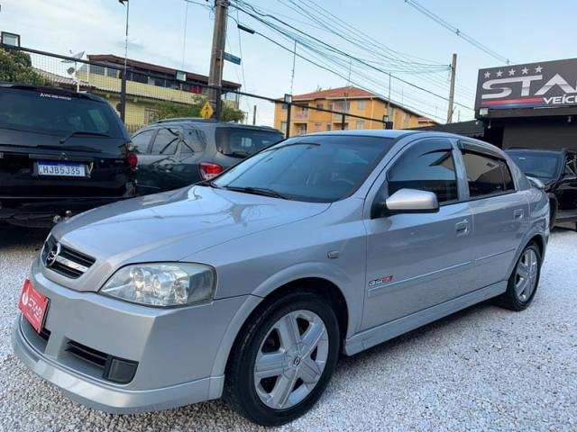 CHEVROLET ASTRA HATCH GSI 2.0 16v 4p