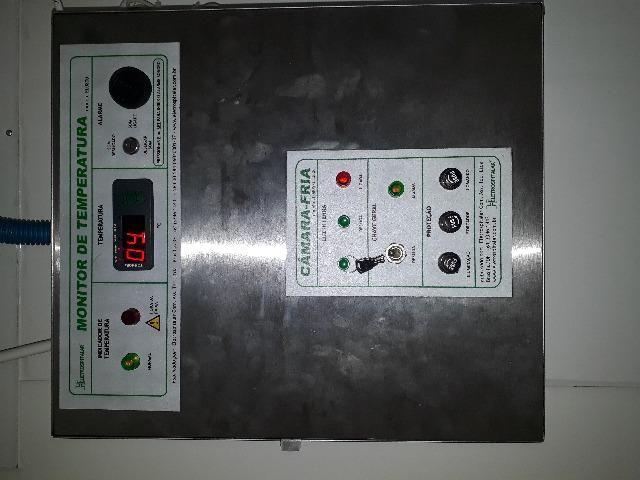 Câmara Fria Modular, ajuste -5ºC á +10ºC, Marca Eletrospitalar - Equipamento SEMI-NOVO - Foto 3