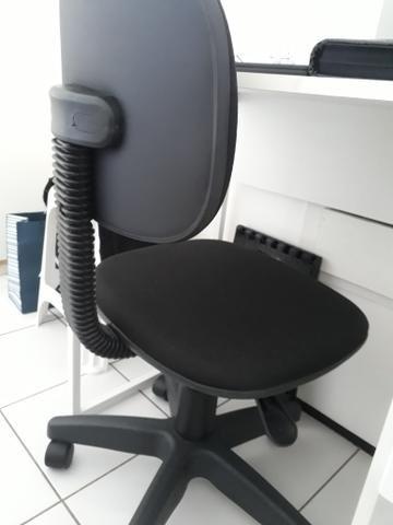 Cadeira Secretária Giratória - Foto 4
