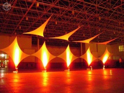 Locação de equipamentos para eventos. som,.luz, estruturas, projeção - Foto 4