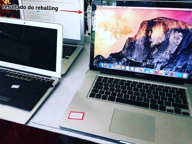 Assistência Apple - Manutenção de Macbooks e Imacs em geral - Foto 4
