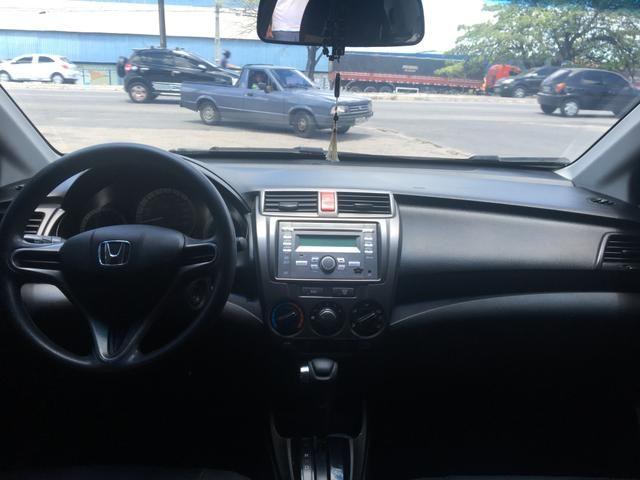 Honda City LX 1.5 Aut. 2012 Novo R$ 36.900,00 - Foto 8