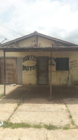 Casa no buritis