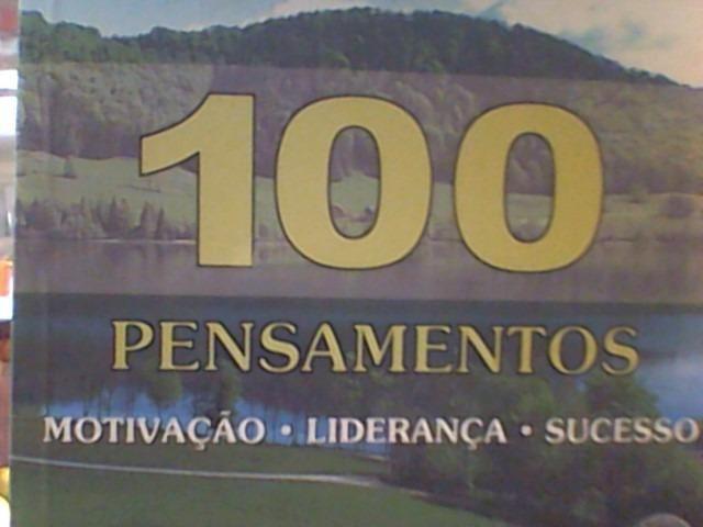 100 Pensamentos R$ 10,00