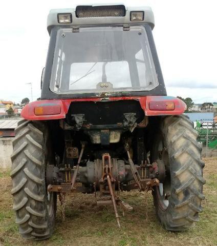 Trator agrícola Massey ferguson 275 (cabinado) - Foto 5