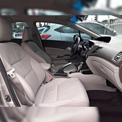 Honda Civic LXR Aut. - Completo - Muito novo! - Foto 9