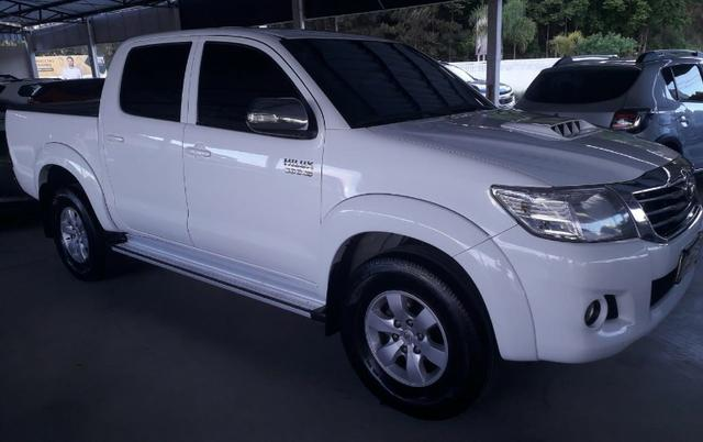 Hilux srv 3.0 diesel 4x4 aut. 2014