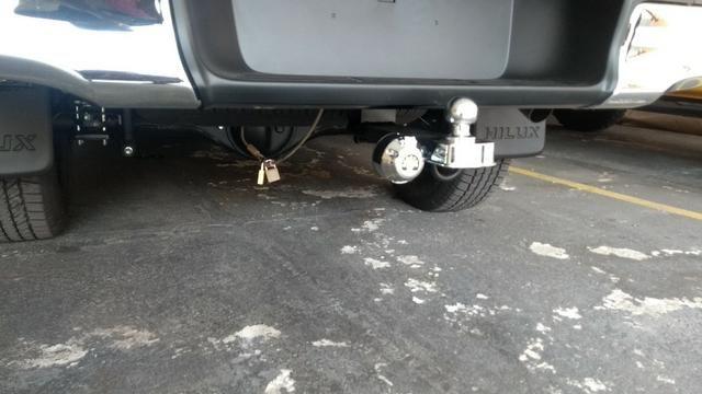 Engate-reboque caminhontes fixo e removivél - Foto 14