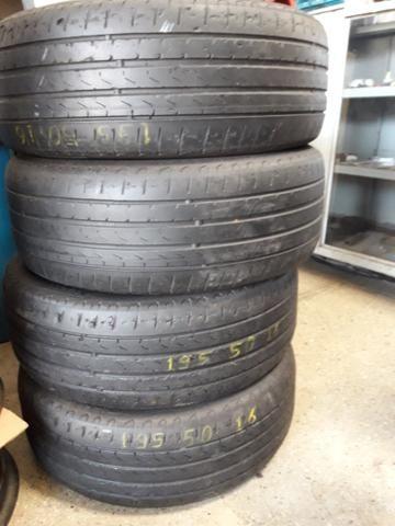 4 pneus 195/50/16 Pirelli vl450 $ os 4 tr *