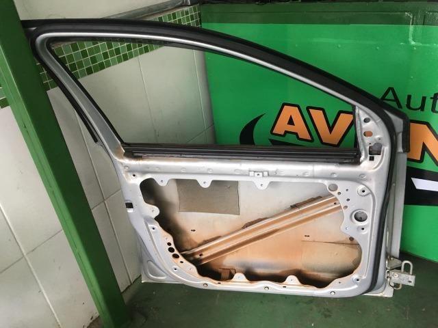 Porta Dianteira Esquerda Polo Prata Original Volkswagen Peças Lado Motorista - Foto 7