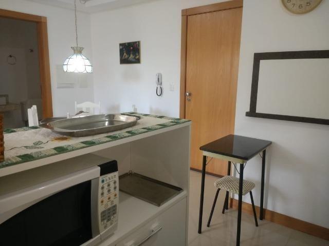 Apartamento 1 dormitório aluguel temporada em Tramandaí. wats - Foto 17