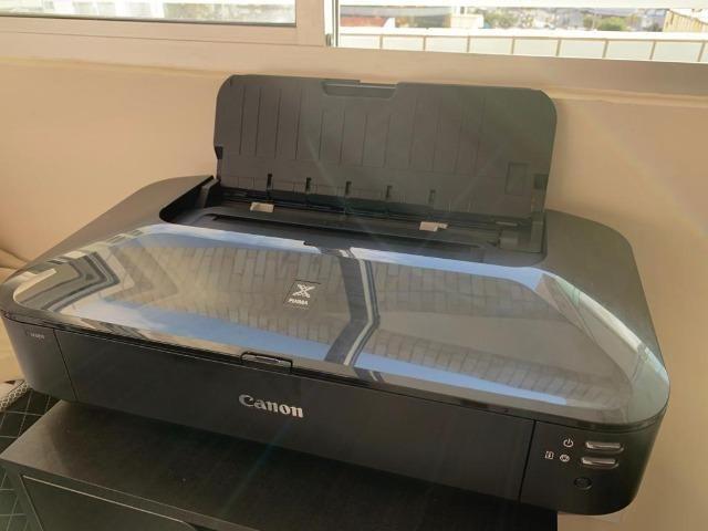 Impressora Fotográfica Canon Color Ix6810 A3 Wi-fi (2 meses de uso) - Foto 4