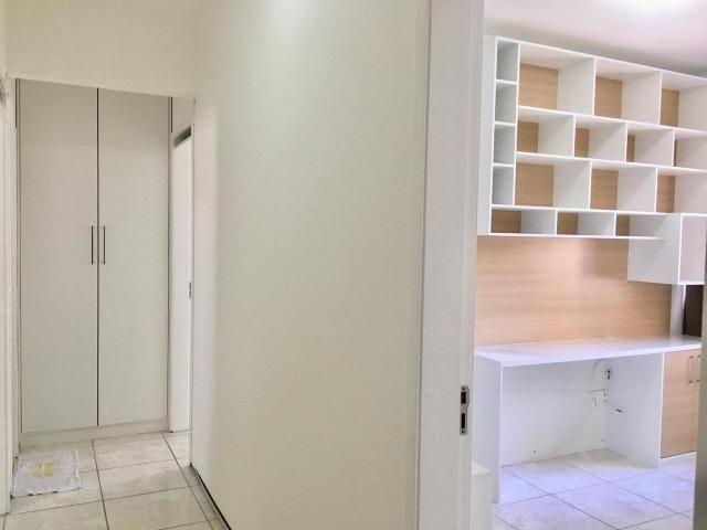Apart. 100% projetado no Cocó, 101m², 3 quartos, 3 banheiros, DCE, Área de Serviço - Foto 7