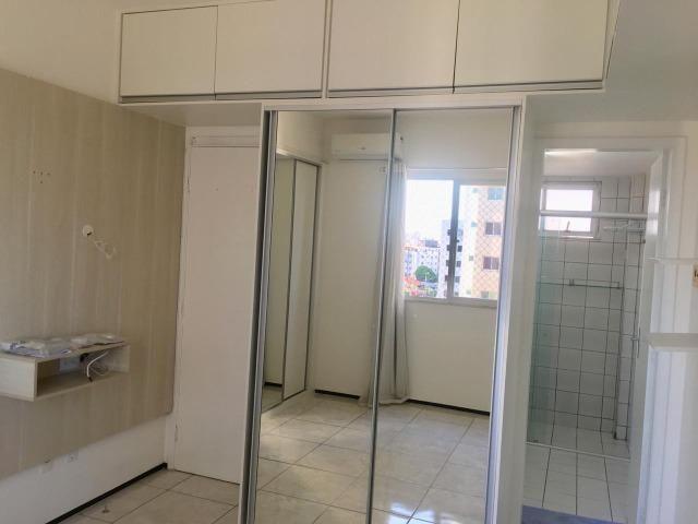 Apart. 100% projetado no Cocó, 101m², 3 quartos, 3 banheiros, DCE, Área de Serviço - Foto 14