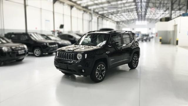 Jeep Renegade Longitude Diesel 2020 - Blindado Nivel 3A