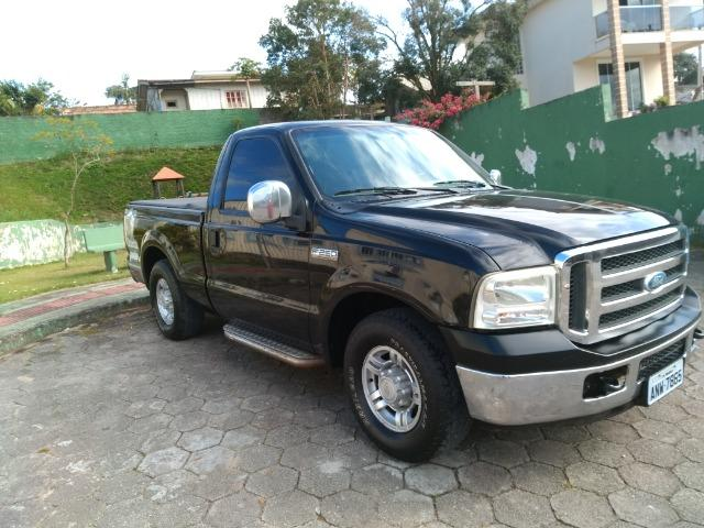 Ford F-250 xlt Super duty cabine simples - Foto 2
