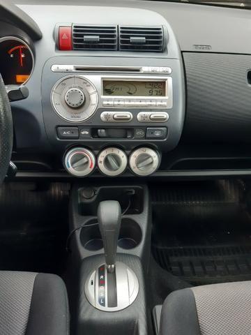 Jc* Honda Fit EX 1,5 automático - Foto 4