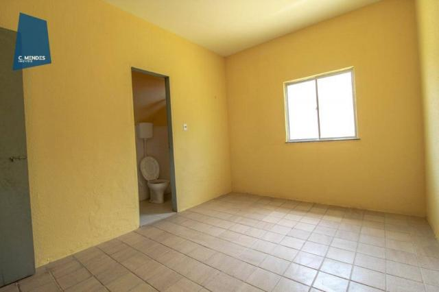 Apartamento para alugar, 55 m² por R$ 500,00/mês - Jangurussu - Fortaleza/CE - Foto 13