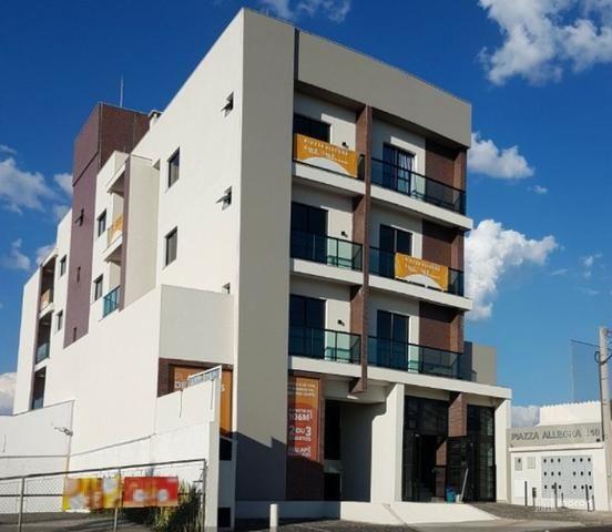 Apartamento à venda em Ponta Grossa - Jardim Carvalho, 02 quartos