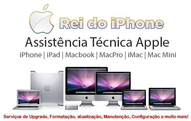 Assistência Apple - Manutenção de Macbooks e Imacs em geral