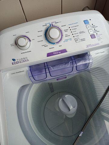 Máquina de lavar Electrolux 10,5kg - Foto 2