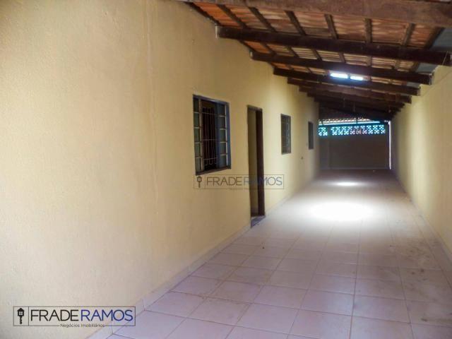 Casa com 3 dormitórios para alugar por R$ 750,00/mês - Residencial Solar Bougainville - Go - Foto 15