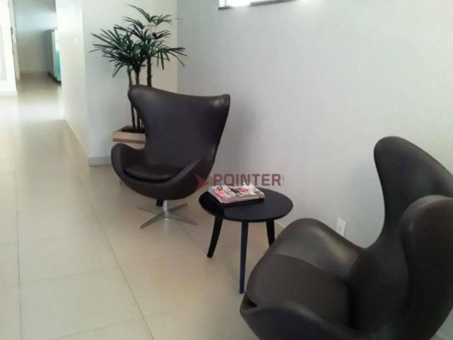 Apartamento com 1 dormitório para alugar, 47 m² por R$ 1.200,00/mês - Setor Leste Universi - Foto 2