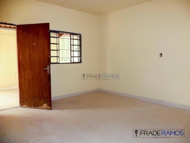 Casa com 3 dormitórios para alugar por R$ 750,00/mês - Residencial Solar Bougainville - Go - Foto 6