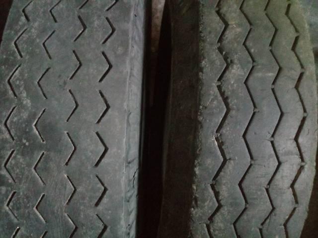 PNEUS Usados Seminovos Meia vida 750 900 1000 1100 de Caminhão Ônibus Kombi  - Foto 4