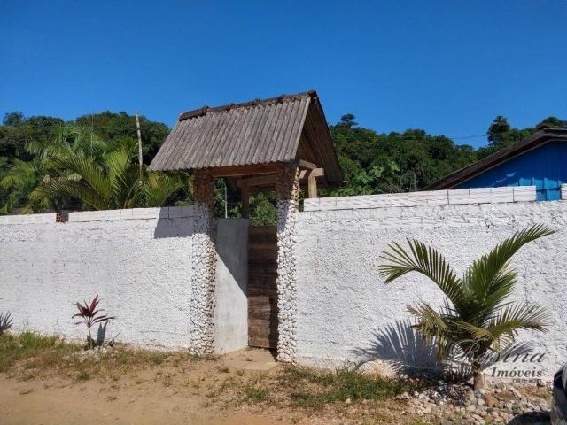Casa térrea de madeira com 3 quartos - Reta da América - Morretes/PR - Foto 4