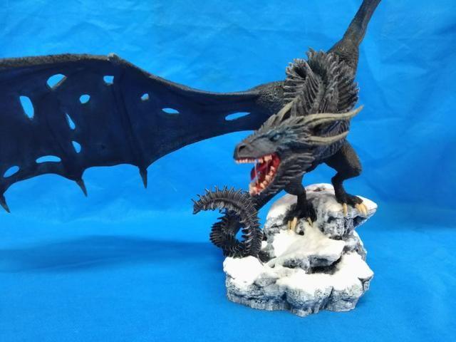 Estátua Viserion - Game of Thrones