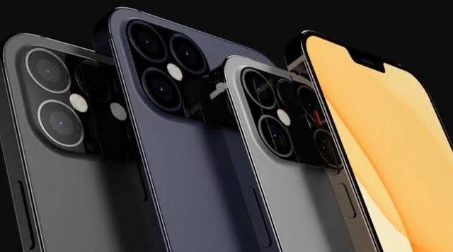 IPhone 12 Apple 128GB Branco Tela 6,1? - Câm. Dupla 12MP iOS