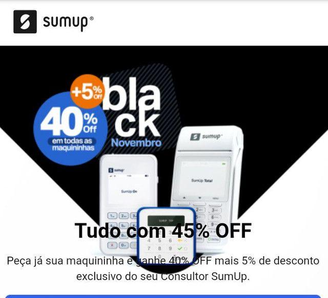 Maquininha SumUp - Foto 6