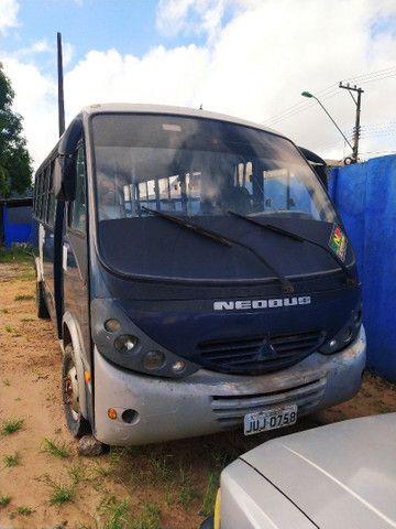 Vendo microônibus por um preço acessível - Foto 2