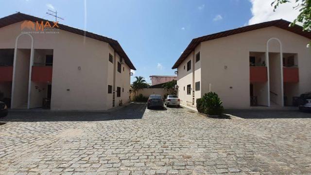 Praia Mansa Residencial, apartamento térreo, Cambeba, - Foto 19
