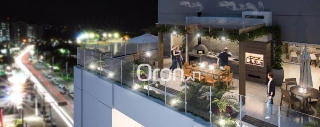 Apartamento com 3 dormitórios à venda, 80 m² por R$ 446.000,00 - Setor Bueno - Goiânia/GO - Foto 13