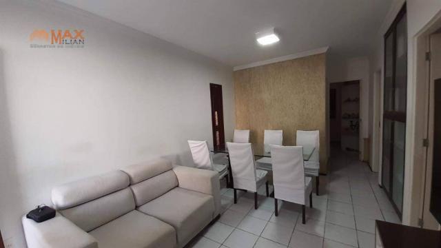 Praia Mansa Residencial, apartamento térreo, Cambeba, - Foto 2