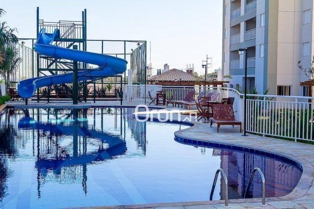 Apartamento à venda, 84 m² por R$ 360.000,00 - Jardim Atlântico - Goiânia/GO